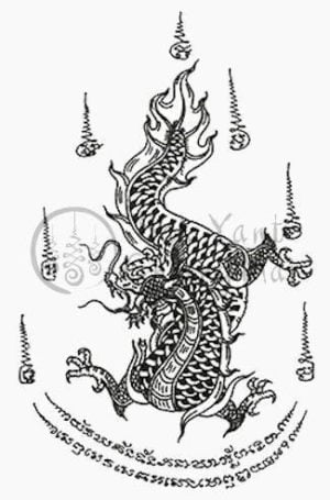 Mangkorn-Dragon-Sak-Yant-Meaning