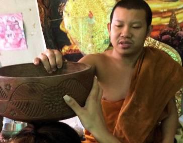 Sak Yant Master Monk Rung